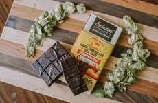 Pumpkin Beer Chocolates - Salazon Chocolate Co. and Flying Dog Brewery Co-Created a Unique Treat