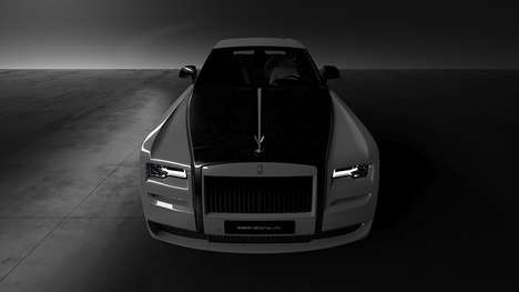 Custom Carbon Fiber Autos - Rolls-Royce is Putting Transatlantic Pure Carbon Fiber On All Models