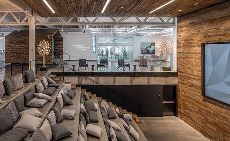 Creativity-Enhancing Design Centers