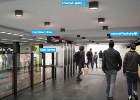 Subway System Upgrades