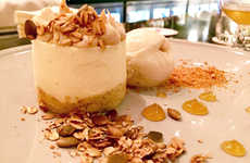 Sheep's Milk Cheesecakes
