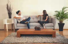 Modular Couch Delivery Companies - 'Burrow' Delivers Designer Couches That Assemble in Minutes