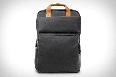 Battery-Holding Backpacks