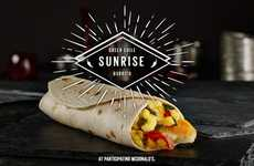 Savory Breakfast Burritos - McDonald's New Breakfast Burrito Celebrates Hatch Chile Season