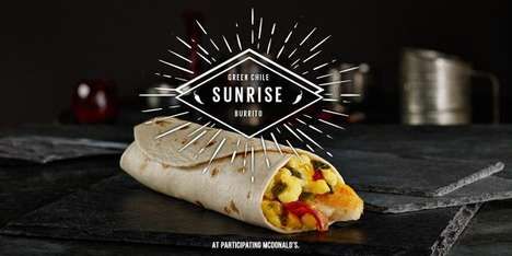 Savory Breakfast Burritos