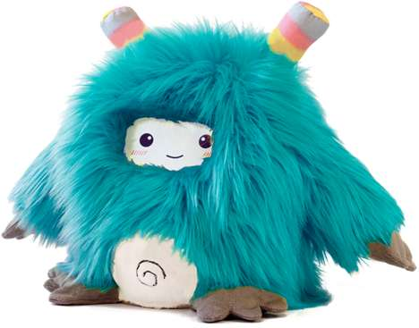 Robotic AI Toys - The 'Woobo' Looks Like a Furry Monster but It's Also an Educational Toy for Kids