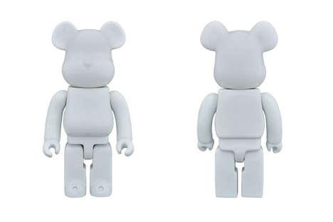 Faceless Porcelain Bears