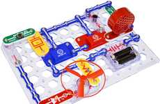 Kid-Friendly Electronic Kits - The Snap Circuits Jr. Makes Learning About Basic Electronics Easy
