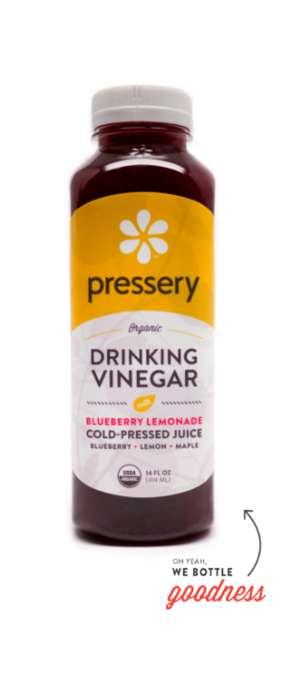 Drinking Vinegar Lemonades