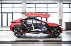 Gullwing SUV Concepts