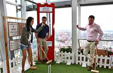 Branded Croquet Events - Pimm's is Running 'Pimm's Cider Cup' Croquet Games for the Public