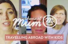 Family Travel Tutorials - This Video Provides Parents with Tips on Traveling Abroad with Kids