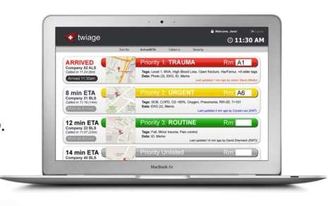 Streamlined Emergency Response Apps