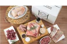 Essential Meat Kits - The Well Hung Meat Company Supplies Boxes of 'Household Staples'