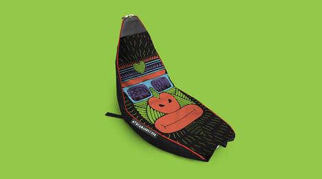 Beanbag Chair Backpacks