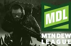 Amateur Gaming Competitions - Mtn Dew Reveals a Competition That Turns Amateurs into Professionals