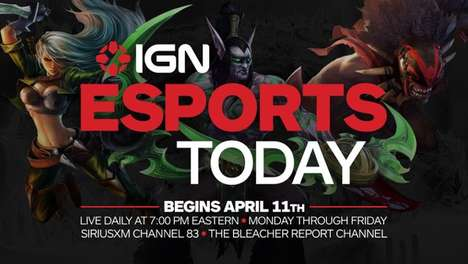 Live Radio eSports Segments