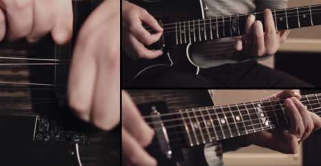 Tone-Tweaking Pickups - The P-Link Guitar Pickup System Allows For Easy Tone-Swapping