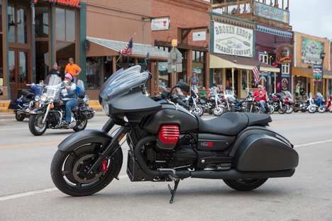 Lightweight Cruiser Motorbikes