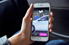 Multi-Stop Rideshares - The Lyft Multi-Stop Trip Now Lets Riders Request Multiple Stops On A Trip