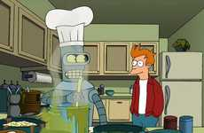 Cartoon-Based Search Engines - The Morbotron Search Engine is a Futurama Image Database