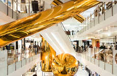 Golden Mall Installations