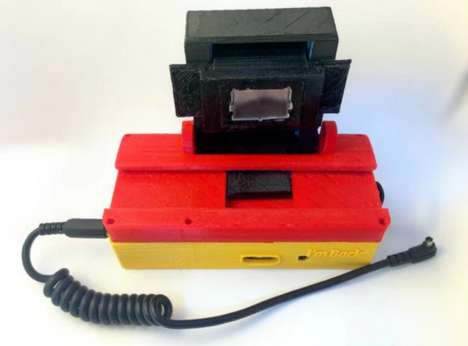 Digitizing DSLR Camera Cases