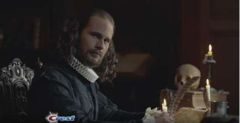 Shakespearean Toothpaste Commercials