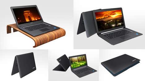 Sleekly Slimmed Laptops