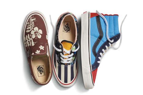 Creator-Commemorating Sneakers
