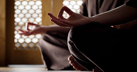 Lunchtime Meditation Sessions - The Aman Spa Holds Meditation Classes for Stressed-Out Professionals