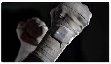 Olympic Boxing Devices - Olympic Boxing Teams is Using the Hykso Tracking Sensors to Train