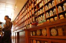 Tech-Free Teahouses - The Camellia Sinensis Teahouse is Free from Cellphones and WiFi