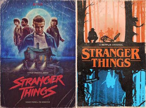Science Fiction Fan Posters