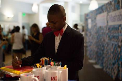 Child-Focused Entrepreneurial Events - 'Kid Talks' Inspire Young Attendees to Reach Goals