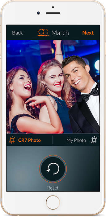Charity Selfie Apps - The CR7 Selfie App Lets Users Take Selfies with Cristiano Ronaldo for Charity