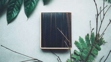 Tree Leather Wallets