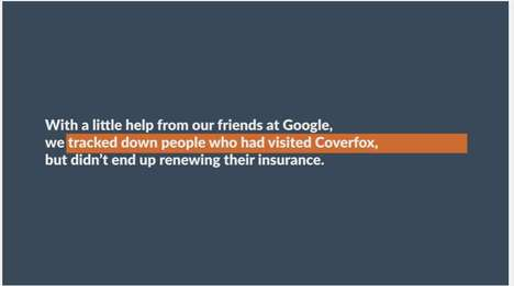 Targeted Insurance Ads