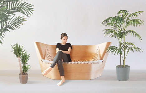 Statue-Inspired Sofas