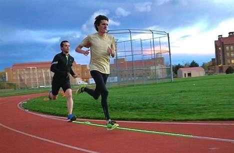 Running Track LEDs