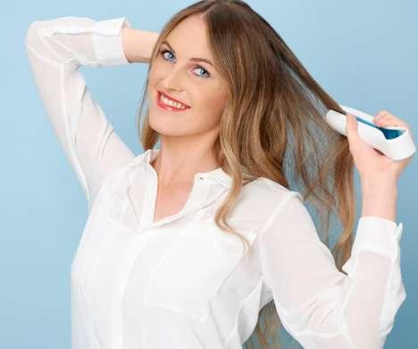 Sub-Zero Hair Straighteners