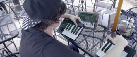 LEGO-Inspired Modular Keyboards