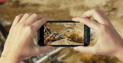 Adventurous Camera Smartphones