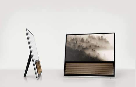 Furniture-Inspired Televisions