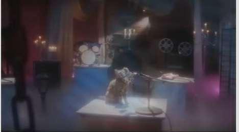 80s Feline Commercials