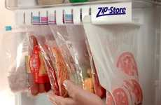 Sealable Bag Storage Systems