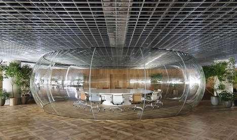 Terrarium Office Designs