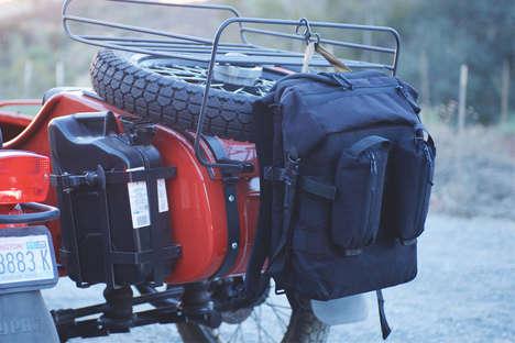 Modular Military Backpacks