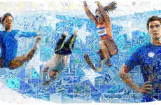 Olympic Mosaic Murals
