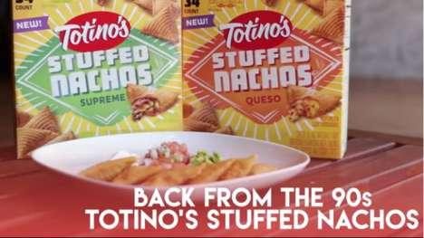 Bite-Sized Nacho Appetizers